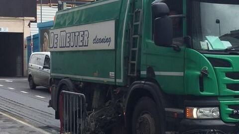 Afbraakwerken en grondwerken De Meuter - Borstelwagens