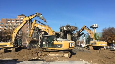 Afbraakwerken en grondwerken Demeuter